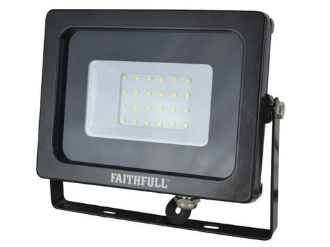 Faithfull Tools - 20W LED Floodlight Flood Lights | Snape & Sons