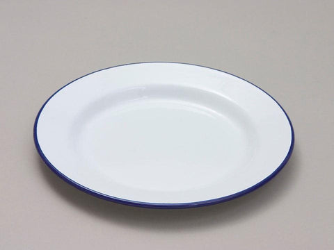 Falcon - Enamel Dinner Plate 20cm Pie Dishes | Snape & Sons