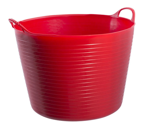 Gorilla - Gorilla Tub Red 38L Trug Buckets | Snape & Sons