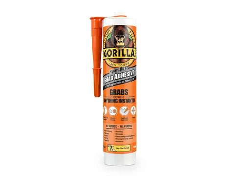 Gorilla - Heavy Duty Grab Adhesive Grab Adhesives | Snape & Sons