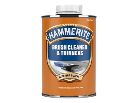 Hammerite Paints - Brush Cleaner & Thinners 250ml Thinners & Solvents | Snape & Sons