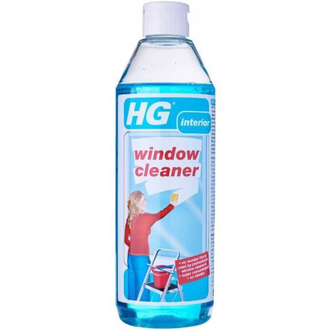 HG - Window Cleaner Concentrate 500ml Glass Cleaner | Snape & Sons
