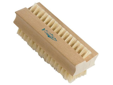 Hills Brush - Wooden Nail Brush Pure Bristle Nail Brushes | Snape & Sons