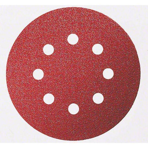 Home Hardware - 125mm Orbital Sanding Sheets x5 Sanding Sheets | Snape & Sons