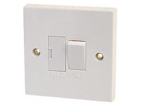 Home Hardware - 13A Switched Fused Spur Other Face Plates | Snape & Sons