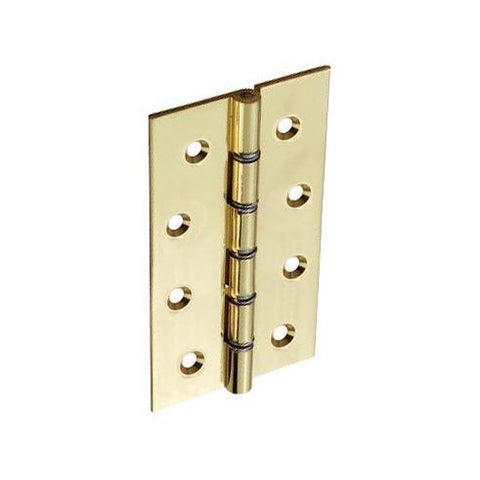 Home Hardware - 63mm Brass Butt Hinges Butt Hinges | Snape & Sons