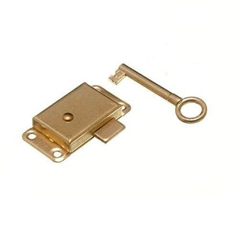 Home Hardware - Cupboard Lock & Key 64mm Cupboard Catches | Snape & Sons