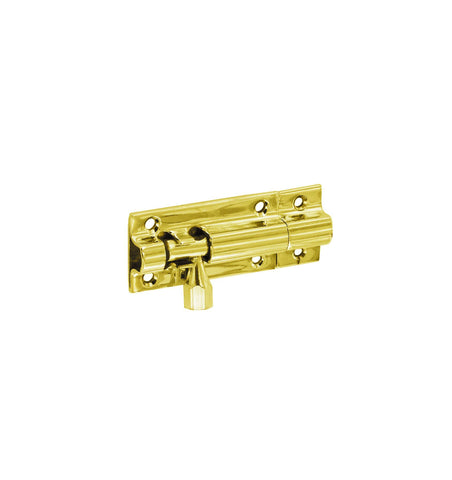 Home Hardware - Door Bolt Brass 50mm Sliding Door Bolts | Snape & Sons