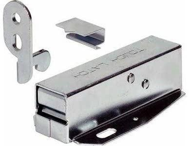 Home Hardware - HH Ceiling Touch Latch (with instructions) Cupboard Catches | Snape & Sons
