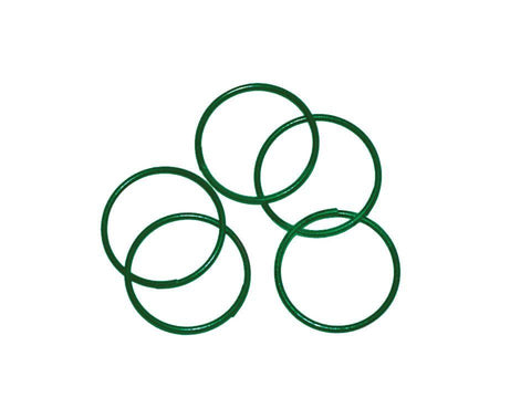 Home Hardware - HH Plant Rings Green x100 Plant Ties | Snape & Sons