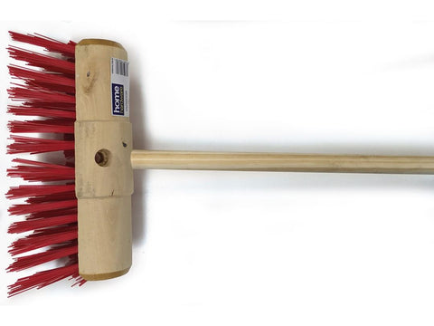 Home Hardware - Stiff PVC Yard Broom Brooms | Snape & Sons