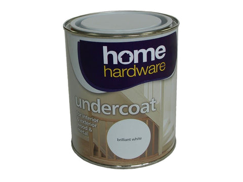 Home Hardware - Undercoat White 750ml Interior Wood & Metal Paints | Snape & Sons