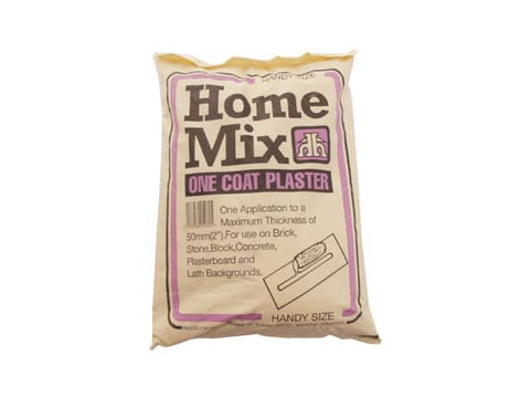 Home Mix - One Coat Plaster 5kg Plaster | Snape & Sons