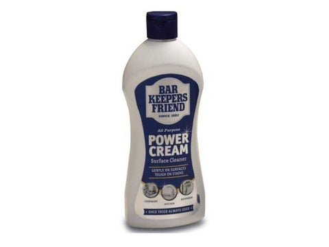 Homecare - Bar Keepers Friend Power Cream Cream Cleaners | Snape & Sons