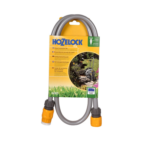 Hozelock - Hose Reel Connection Set Hose Accessories | Snape & Sons