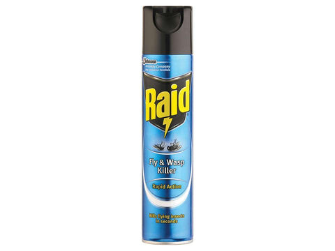 Johnson's - Raid Fly & Wasp Killer Insect Control | Snape & Sons