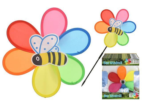 Kandy Toys - Bee Windmill Garden Games | Snape & Sons