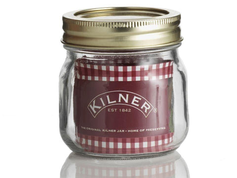 Kilner - Screw Top Jar 250ml Screw Top Jars | Snape & Sons