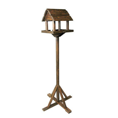 Kingfisher - Deluxe Bird Table Bird Tables and Feeding Stations | Snape & Sons