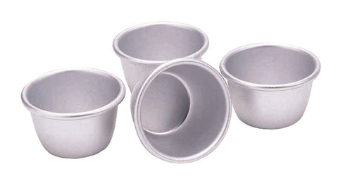 KitchenCraft - Mini Pudding Basins Pudding Basins | Snape & Sons
