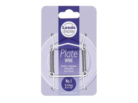 Leeds Display - Wire Plate Hanger No.1 Plate Hangers | Snape & Sons