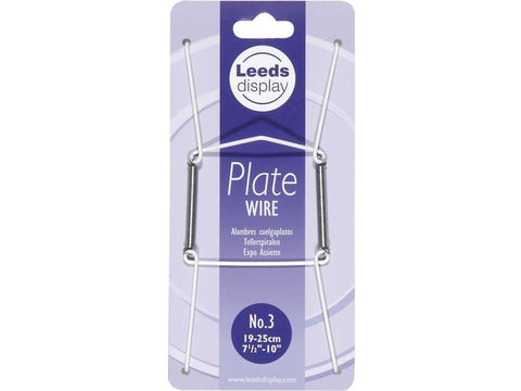 Leeds Display - Wire Plate Hanger No.3 Plate Hangers | Snape & Sons