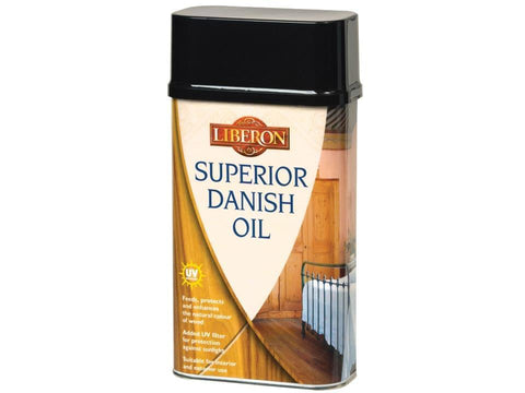 Liberon - Superior Danish Oil 500ml Wood Oils | Snape & Sons