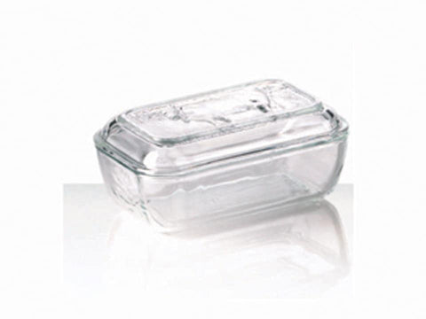 Luminarc - Glass Butter Dish Butter Dishes | Snape & Sons