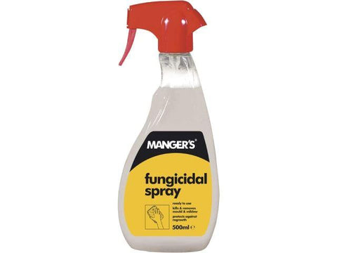 Mangers - Fungicidal Spray 500ml Appliance Cleaners | Snape & Sons