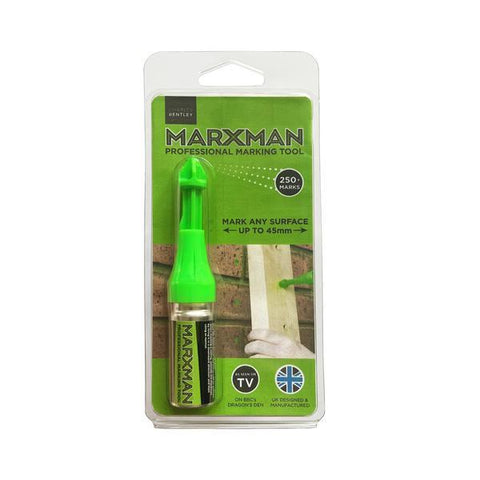 MarxMan - Professional Marking Tool Green Marking Tools | Snape & Sons