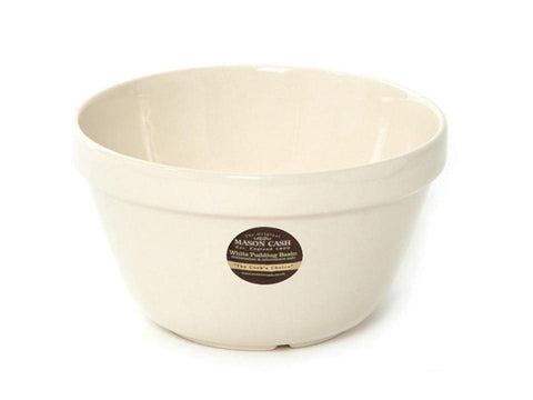 Mason Cash - Ceramic Pudding Basin 1.8pt Pudding Basins | Snape & Sons