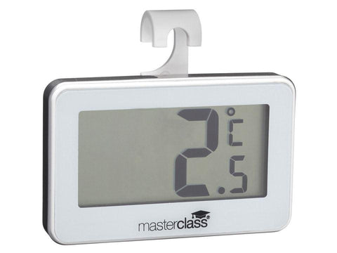 Master Class - Digital Fridge Thermometer Kitchen Thermometers | Snape & Sons