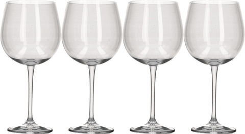 Mikasa - Julie Crystal Gin Balloon Glasses Wine Glasses | Snape & Sons