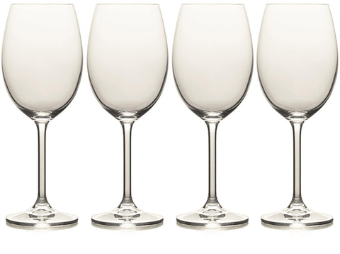 Mikasa - Julie Crystal White Wine Glasses Wine Glasses | Snape & Sons