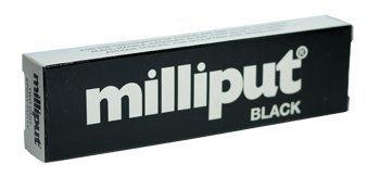 Milliput - Milliput Epoxy Putty Black Adhesive | Snape & Sons
