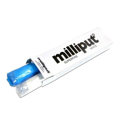 Milliput - Milliput Epoxy Putty White Superfine Adhesive | Snape & Sons