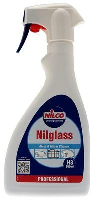 Nilglass - Professional Glass & Mirror Cleaner 500ml Mirro Glass Cleaner | Snape & Sons