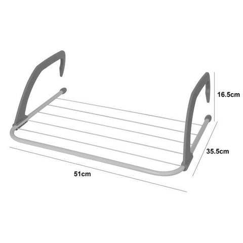 Our House - 3m 5 Bar Radiator Airer Clothes Airers | Snape & Sons