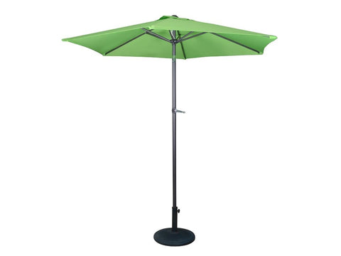 Outdoor Collection - Aluminium Crank & Tilt Parasol 270cm Parasols | Snape & Sons