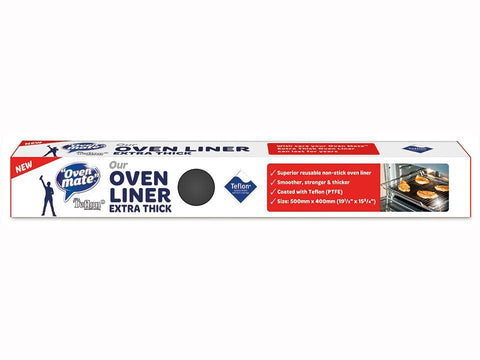 Oven Mate - Extra Thick Teflon Oven Liner Oven & Cookware Cleaner | Snape & Sons