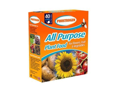 Phostrogen - Phostrogen Plant Food 40 Can Plant Feed | Snape & Sons