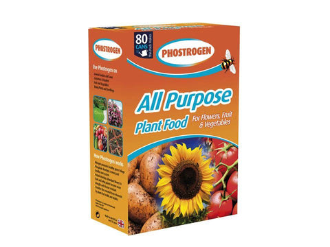 Phostrogen - Phostrogen Plant Food 80 Can Plant Feed | Snape & Sons