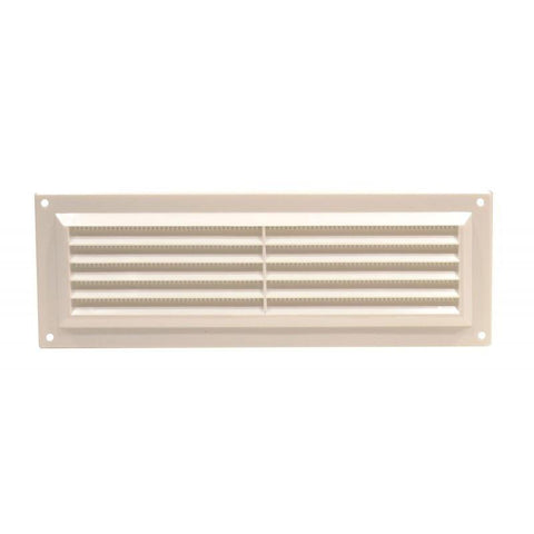 Plumb Best - Plastic Louvre Vent Small Vents | Snape & Sons