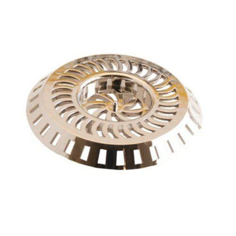 Plumb Best - Plastic Shower Strainer Silver Sink & Bath Plugs | Snape & Sons