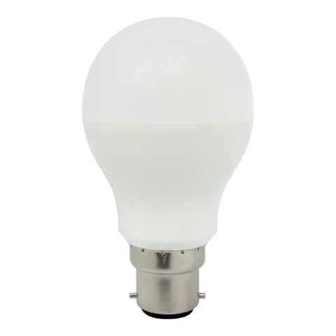 PowerPlus - 9w LED GLS B22/BC Daylight GLS Bulbs | Snape & Sons