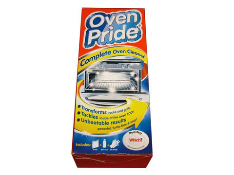 Pride - The Original Complete Oven Cleaning Kit Oven & Cookware Cleaner | Snape & Sons