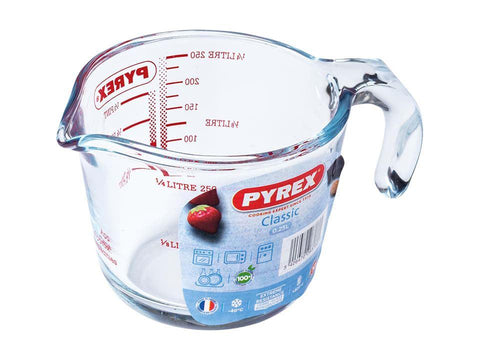 Pyrex - Measuring Jug 250ml Measuring Jugs | Snape & Sons