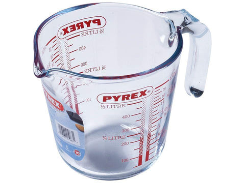 Pyrex - Measuring Jug 500ml Measuring Jugs | Snape & Sons