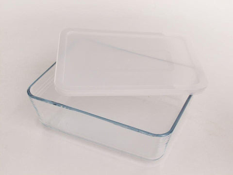 Pyrex - Rectangular Dish & Lid 2.6L Serving Dishes | Snape & Sons