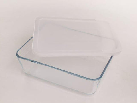 Pyrex - Rectangular Dish & Lid 4.0L Serving Dishes | Snape & Sons